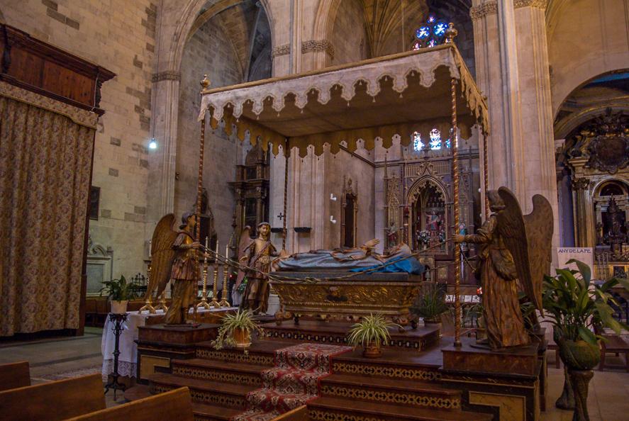 Virgen Dormida 2
