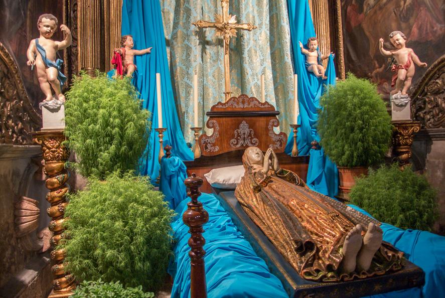 Virgen Dormida 3