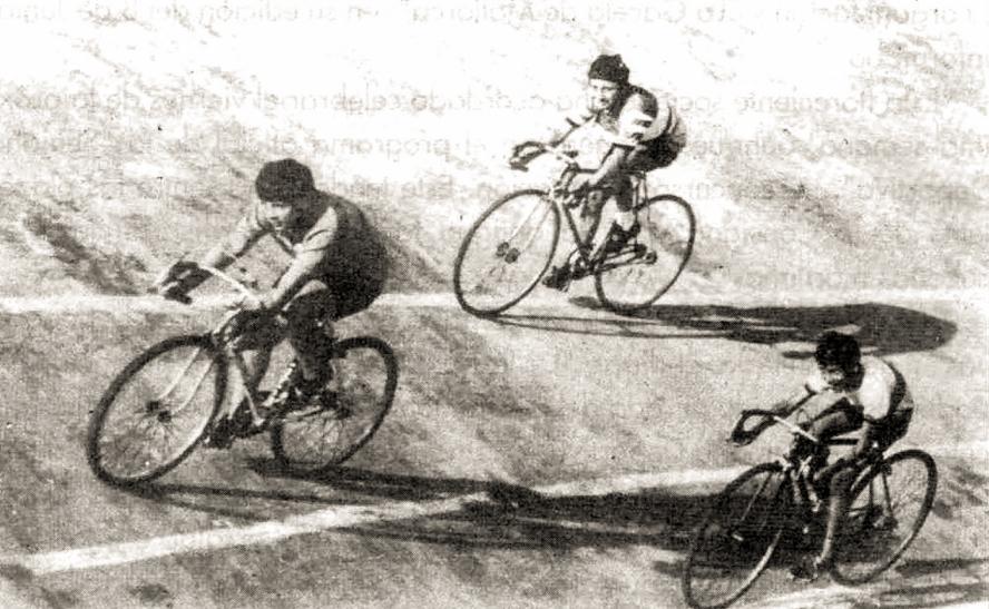 Velódromo de Tirador 1909