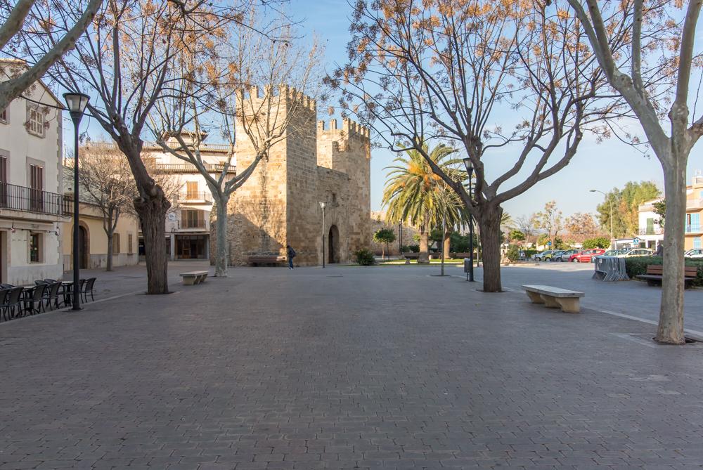 Porta de Xara Alcudia Mallorca