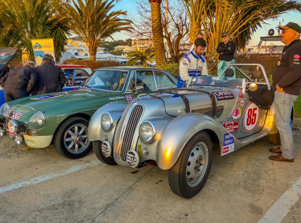 Oris Rally Clásico Mallorca 2