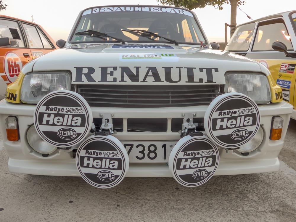 Oris Rally Clasico Iscar-Lumbreras Mallorca